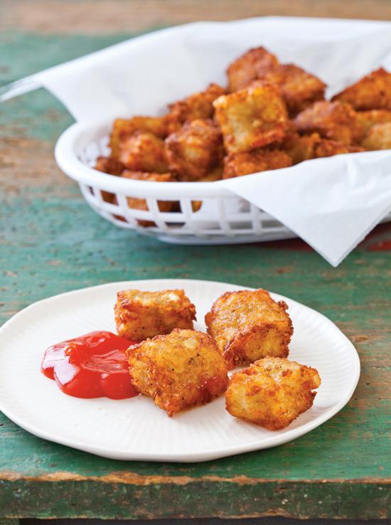 America S Test Kitchen Tater Tots Recipe