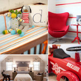 22 Beautiful Spaces For Bouncing Baby Boys