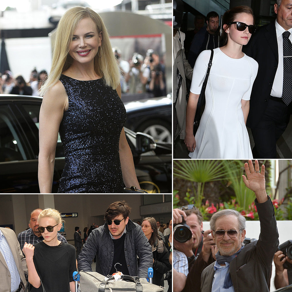 Stars Descend on France For the Cannes Film Festival!