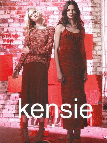 Supermodel Barbara Fialho For Kensie