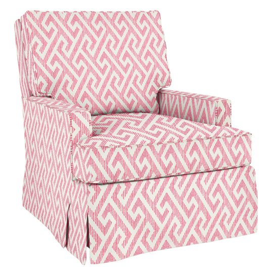 The Land of Nod Mod Nod Swivel Glider