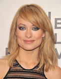 Olivia Wilde was a blonde for a spell back in 2012.