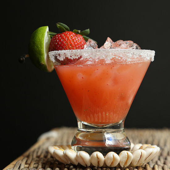 For College Grads: Strawberry Margarita