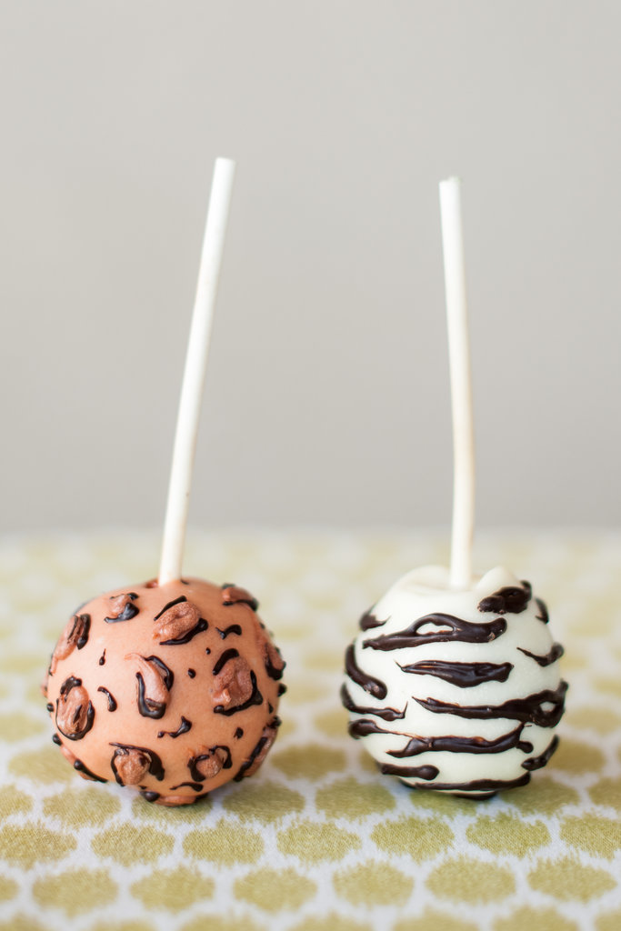 Take a Walk on the Wild Side Cake Pops