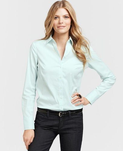 Petite Cotton Perfect Button Down Shirt
