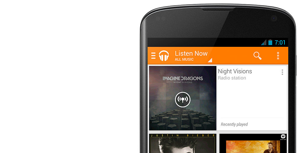 "Google Opens Its ""Radio Without Rules"" Music Service"