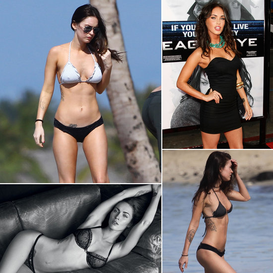 Megan Fox's 27 Hottest Shots
