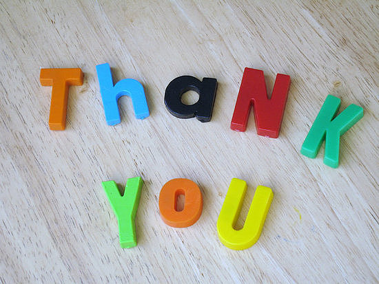On Thank You Note Etiquette For Kids