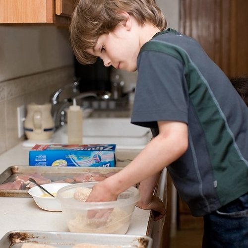 Easy Foods For Kids to Make