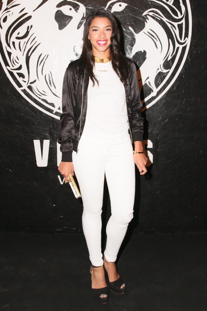 Hannah Bronfman at the JW Anderson for Versus launch party. Source: Matteo Prandoni/BFAnyc.com