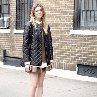 Club Monaco Fall 2013 Lookbook and Street Style