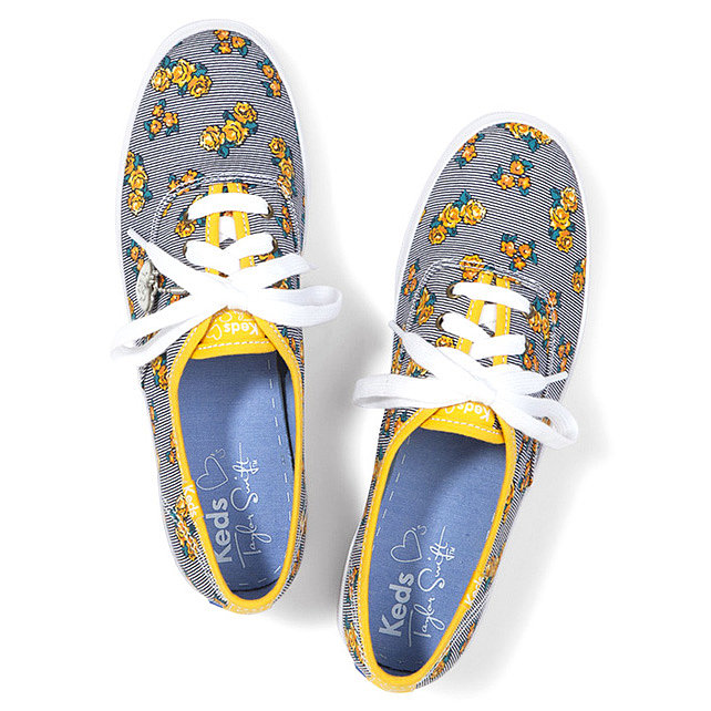 "Taylor Swift Talks Keds Collaboration and Dressing ""Like a Fairy"""