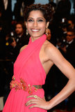 Freida Pinto, always a Cannes crowd favourite.