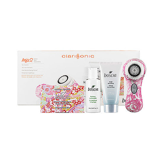 This Clarisonic Mia 2 set ($159), which includes Boscia skin care products, will keep breakouts at bay during the most stressful months postgraduation.