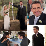 The Office: See Dwight and Angela's Wedding Album!