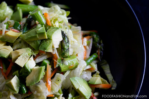 Let's Eat . . . Chopped Salad!