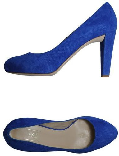 ARMANI COLLEZIONI Platform pumps
