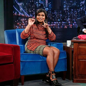 Mindy Kaling Interview About Game of Thrones