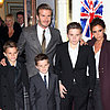 Victoria Beckham Statement on David Retiring