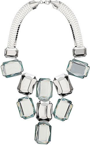 Aqua Jewel Necklace