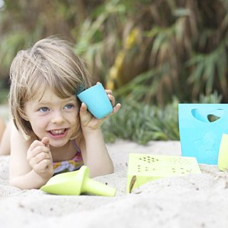 Eco-Friendly Beach Toys