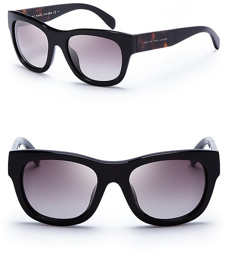 MARC BY MARC JACOBS Chunky Wayfarer Sunglasses