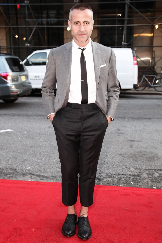 Thom Browne at The Architizer A+ Awards Gala in New York.   Source: Matteo Prandoni/BFAnyc.com