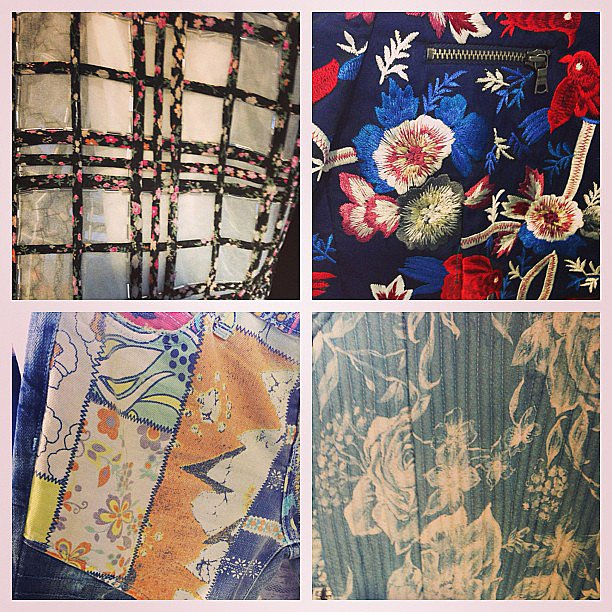 First glimpse at some of the new prints that are about to land at Shopbop. Which is your favourite?