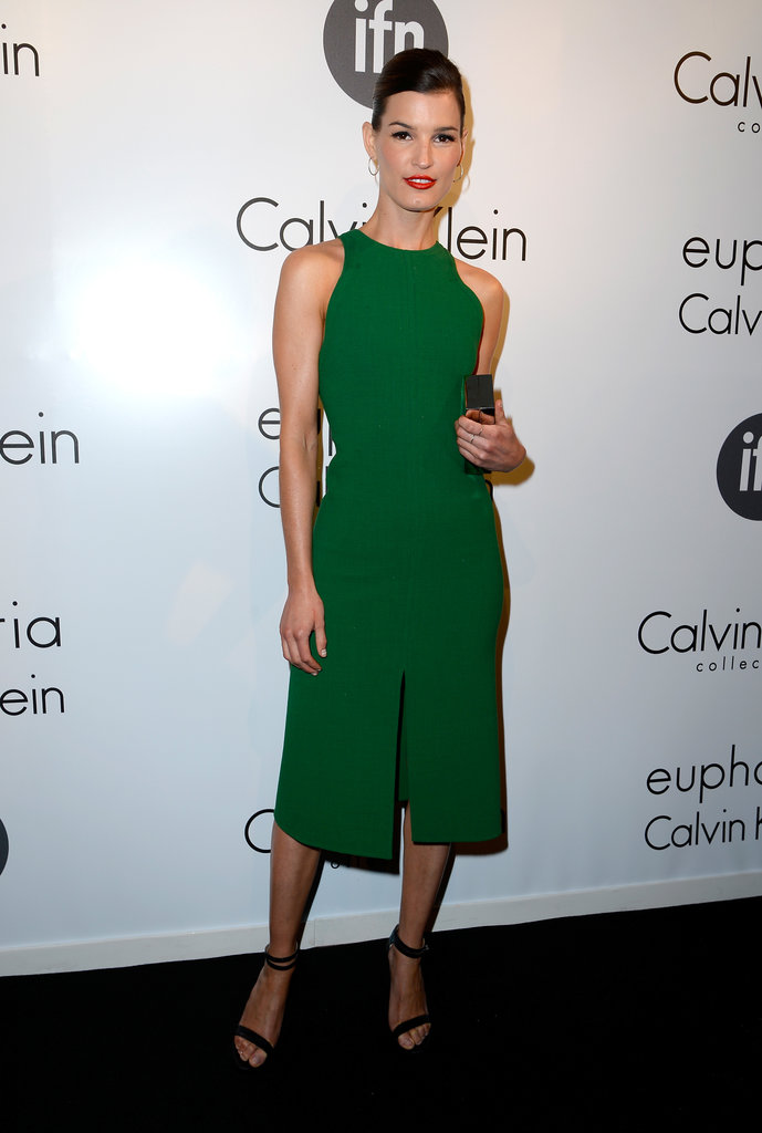 Hanneli Mustaparta at the Calvin Klein-hosted Women in Film party in Cannes.