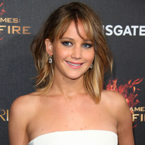 Jennifer Lawrence For Catching Fire at Cannes | Pictures