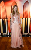 Doutzen Kroes wrapped up her Friday night at L'Oréal's Sunset Showcase with Micky Green.