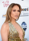 Jennifer Lopez Continues Her Daring Skin-Baring Tradition With Casper Smart