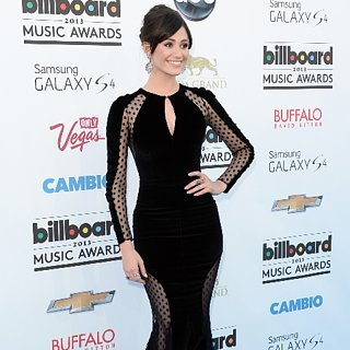 Emmy Rossum Dress Billboard Awards 2013