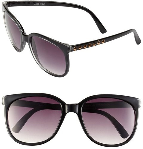 FE NY Studded Sunglasses