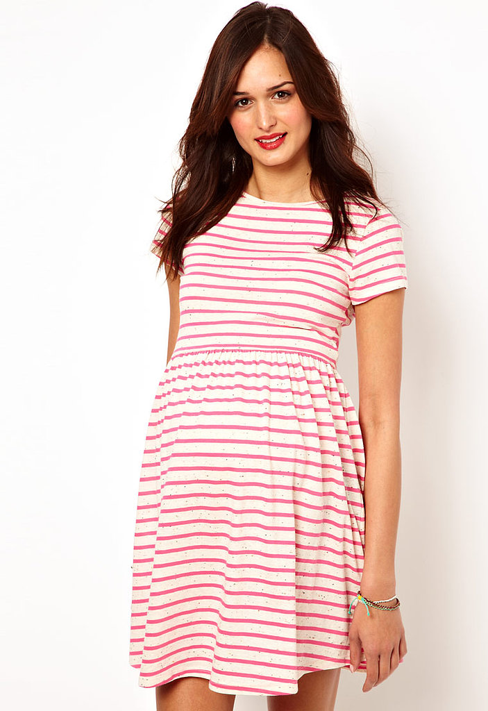 ASOS Stripe Skater Dress