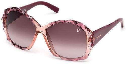 Charlie Fuchsia Sunglasses