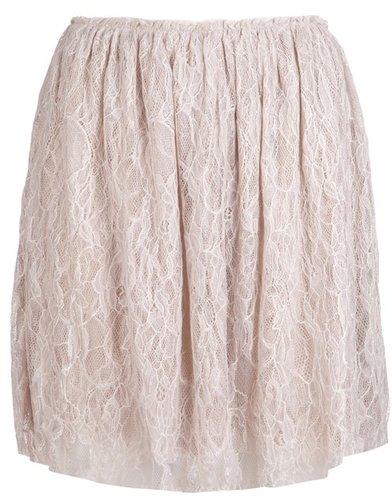 Raquel Allegra Lace Skirt