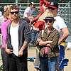Reese Witherspoon and Ryan Phillippe at Deacon&#039;s Game