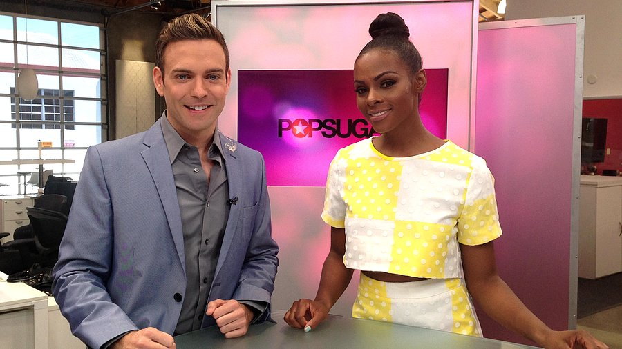 Tika Sumpter Tells Us What It Was Like Meeting Oprah and Kissing Chace Crawford!