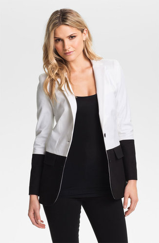 MICHAEL Michael Kors Colorblock Boyfriend Blazer