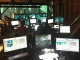 This control room looks very serious. Source: Twitter user BryanSinger