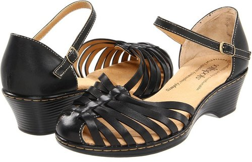 Softspots - Tatianna (Black) - Footwear