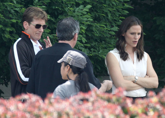 Jennifer Garner and Denis Leary filmed Draft Day in Cleveland, OH.