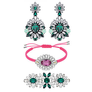 Swarovski by Shourouk: See the Gorgeous Jewellery Collab
