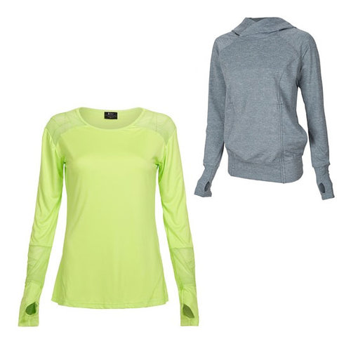 10 Running Tops With Thumbs