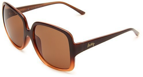 Lucky Women's RESORT Rectangle Sunglasses