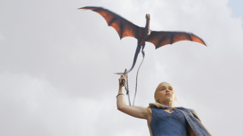 Daenerys Throws Down