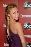 Who says curly girls can't wear braids? Hayden Panettiere proved that kinky curls can add serious attitude to your braided style.
