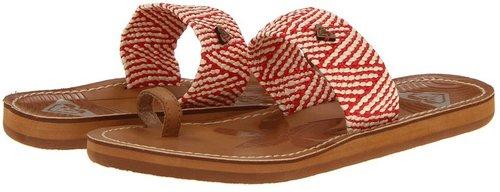 Roxy - Java (Red) - Footwear
