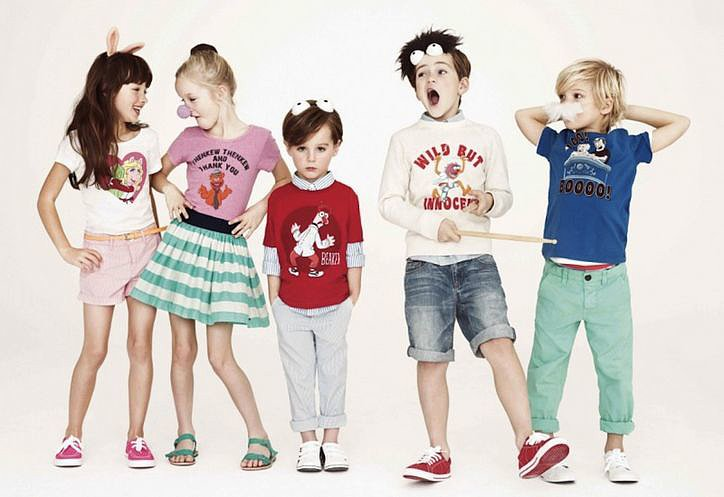 The Muppets Star in Tommy Hilfiger's Latest Capsule Collection